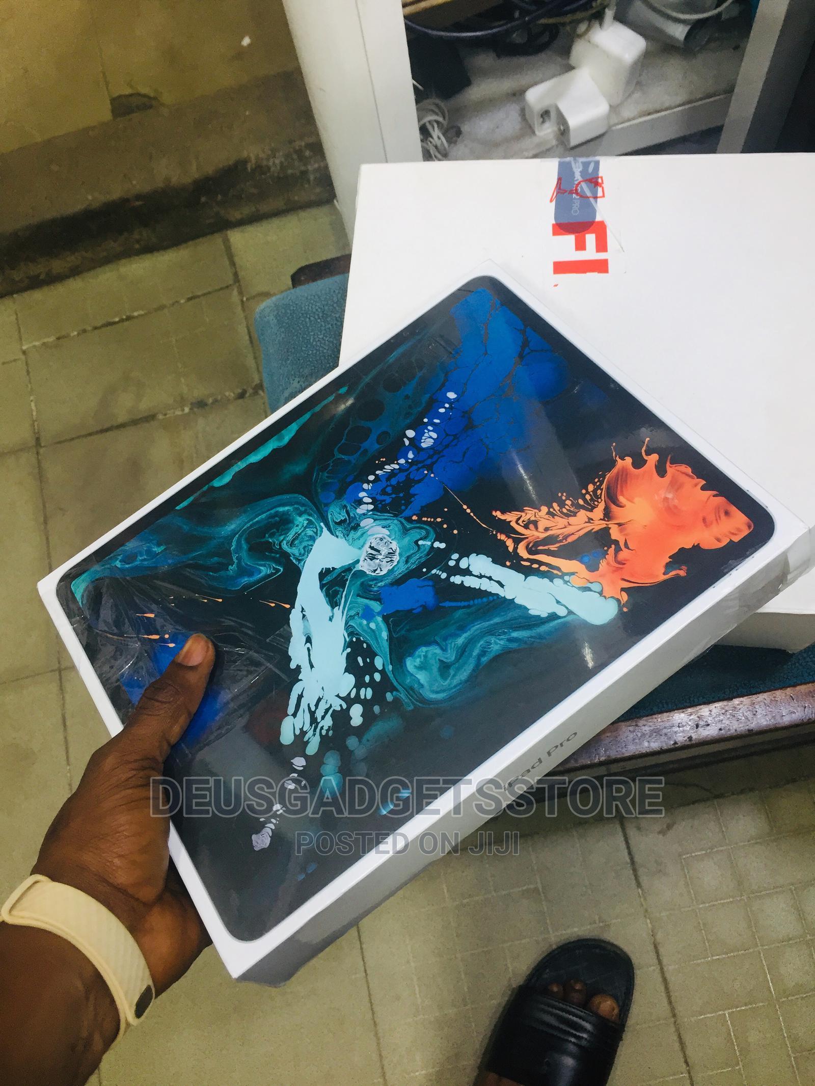 New Apple iPad Pro 12.9 (2018) 256 GB Gray