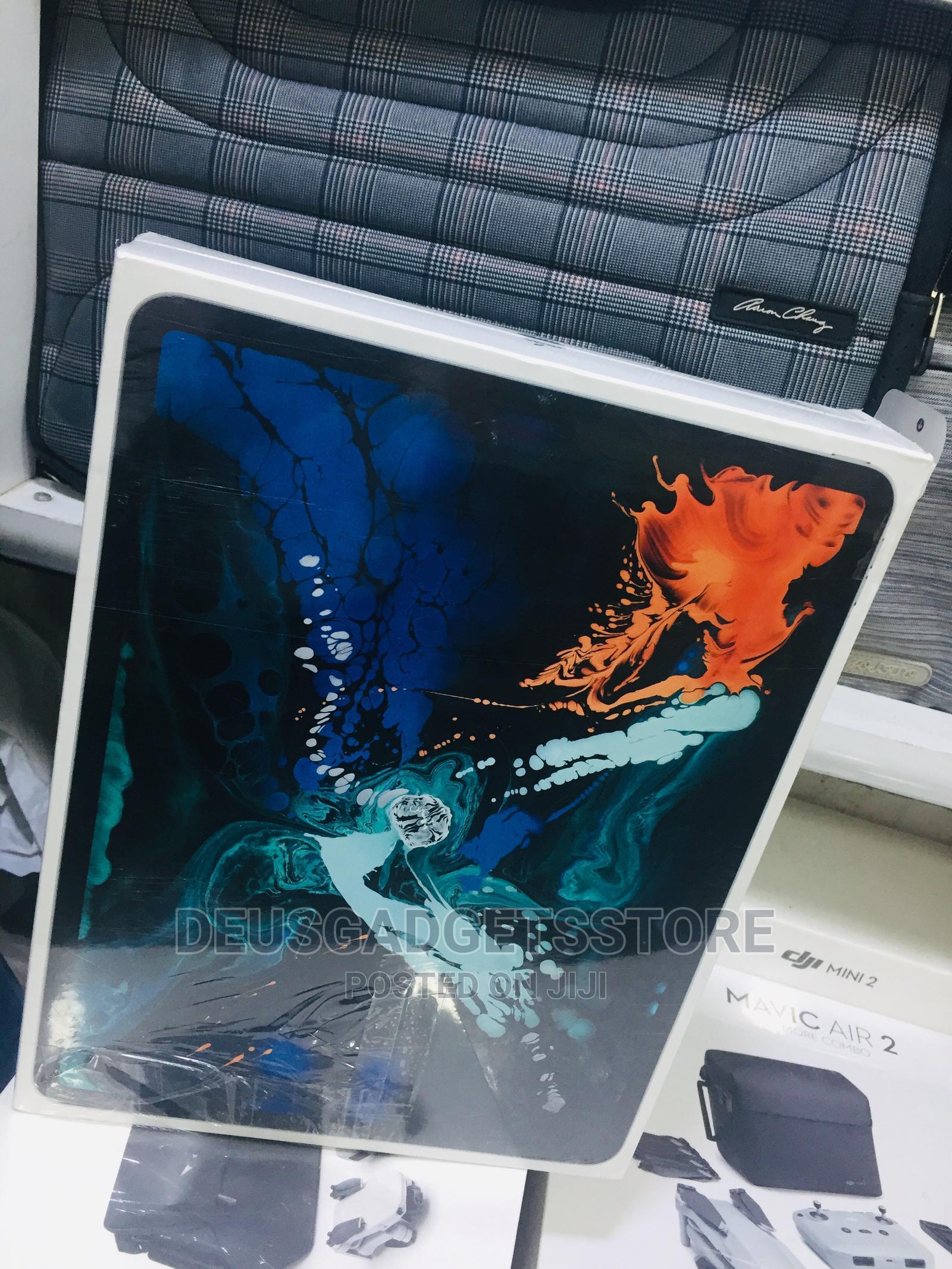 New Apple iPad Pro 12.9 (2018) 256 GB Gray   Tablets for sale in Ikeja, Lagos State, Nigeria