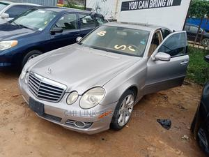 Mercedes-Benz E350 2006 Silver   Cars for sale in Lagos State, Ojo