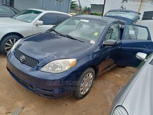 Toyota Matrix 2004 Blue | Cars for sale in Lagos State, Ojo