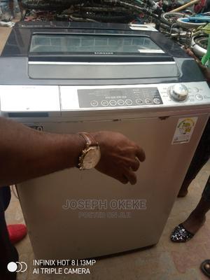 18kg Samsung Inverter Washing Machine.Korea | Home Appliances for sale in Lagos State, Ojo