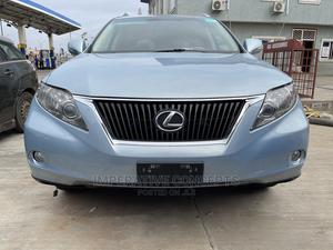 Lexus RX 2010 Blue | Cars for sale in Lagos State, Oshodi