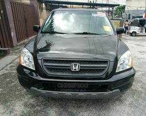 Honda Pilot 2006 Black | Cars for sale in Lagos State, Ikeja