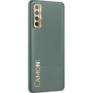 New Tecno Camon 17P 128 GB Green   Mobile Phones for sale in Lagos State, Ikeja