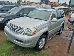 Lexus GX 2004 470 Silver | Cars for sale in Lagos State, Ojo