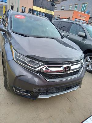 Honda CR-V 2017 Gray | Cars for sale in Lagos State, Amuwo-Odofin