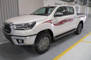 New Toyota Hilux 2021 White | Cars for sale in Lagos State, Surulere