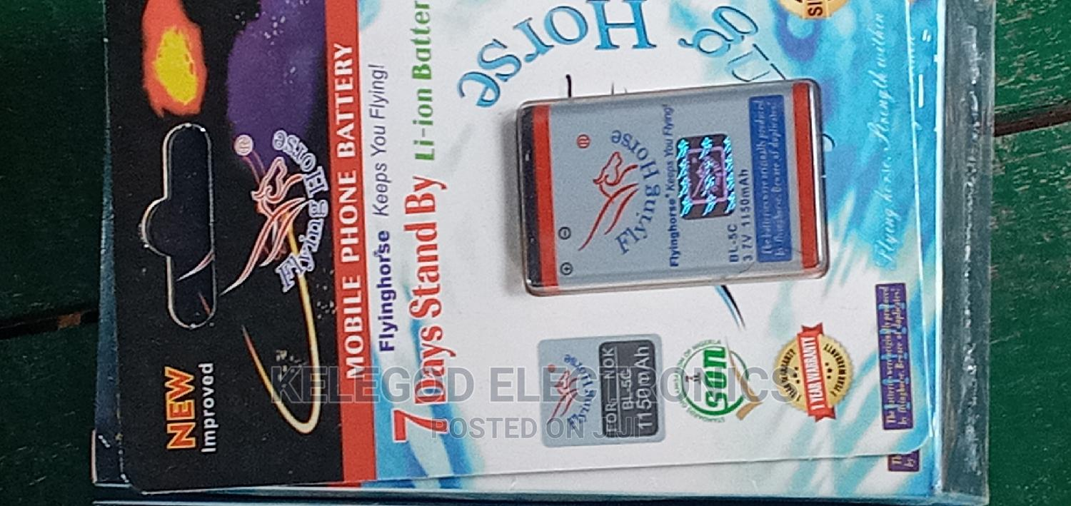 5c Flying Horse Battery | Other Repair & Construction Items for sale in Nyanya, Abuja (FCT) State, Nigeria