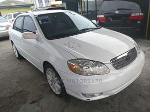 Toyota Corolla 2004 LE White   Cars for sale in Lagos State, Ikeja