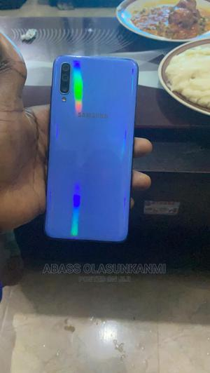 Samsung Galaxy A70 128 GB Blue | Mobile Phones for sale in Osun State, Osogbo