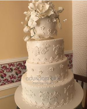 Wedding, Birthday, Anivessary Cakes | Meals & Drinks for sale in Oyo State, Ibadan