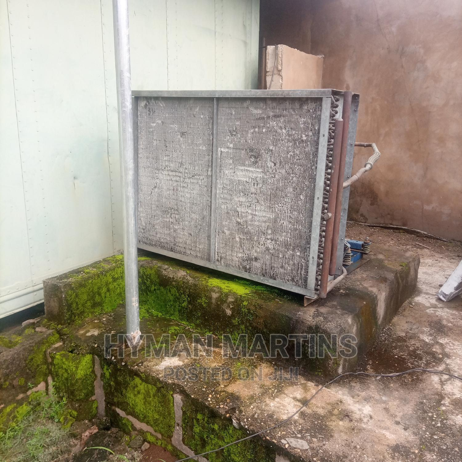 Archive: 20ft Cold Room