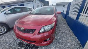 Toyota Corolla 2008 Red | Cars for sale in Rivers State, Port-Harcourt