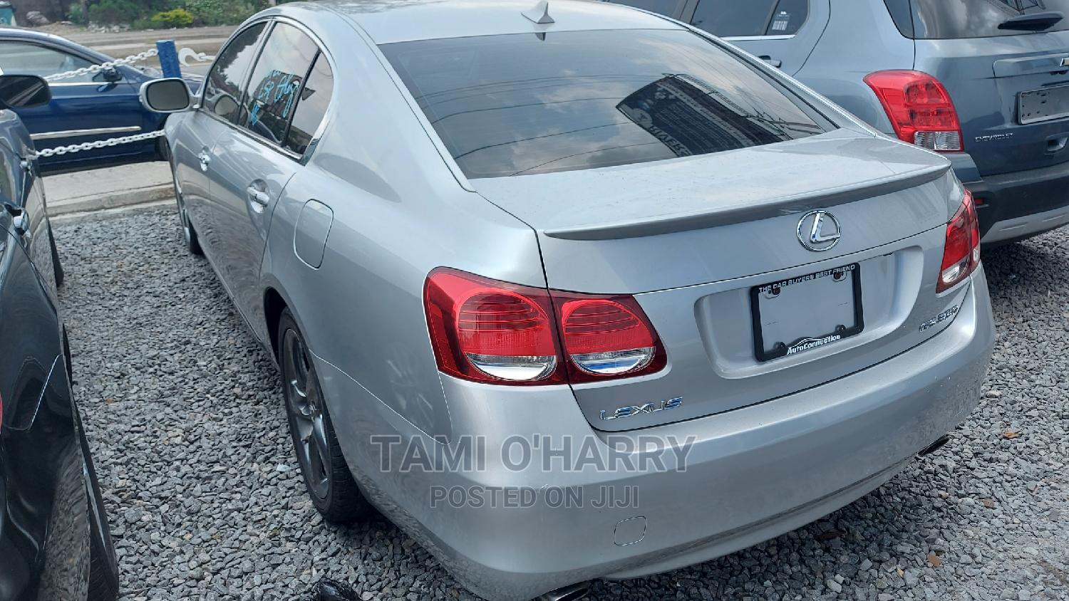 Lexus GS 2010 350 Silver | Cars for sale in Port-Harcourt, Rivers State, Nigeria