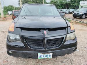 Pontiac Aztek 2001 Black | Cars for sale in Abuja (FCT) State, Katampe