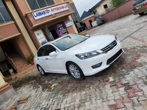 Honda Accord 2014 White | Cars for sale in Edo State, Benin City