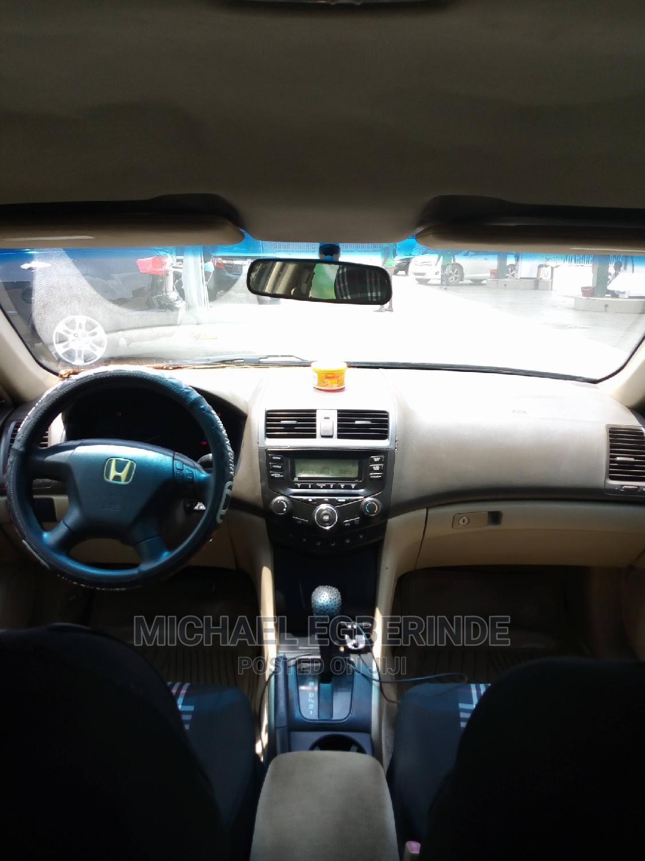 Archive: Honda Accord 2007 2.4 Gray