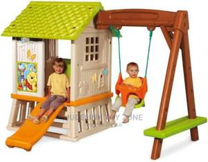 Smoby House, Slide Ans Swing   Toys for sale in Lagos State, Lagos Island (Eko)