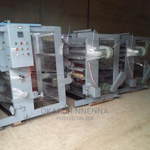 Two Colour Nylon Printing Machine Gravure | Manufacturing Equipment for sale in Nasarawa State, Nasarawa
