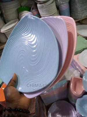 12 Pcs Quality Unbreakable Plate | Kitchen & Dining for sale in Lagos State, Lagos Island (Eko)
