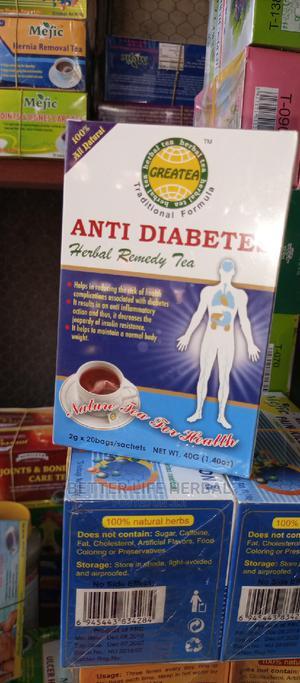 Anti _ Diabetes Herbal Remedy Tea. | Vitamins & Supplements for sale in Lagos State, Amuwo-Odofin
