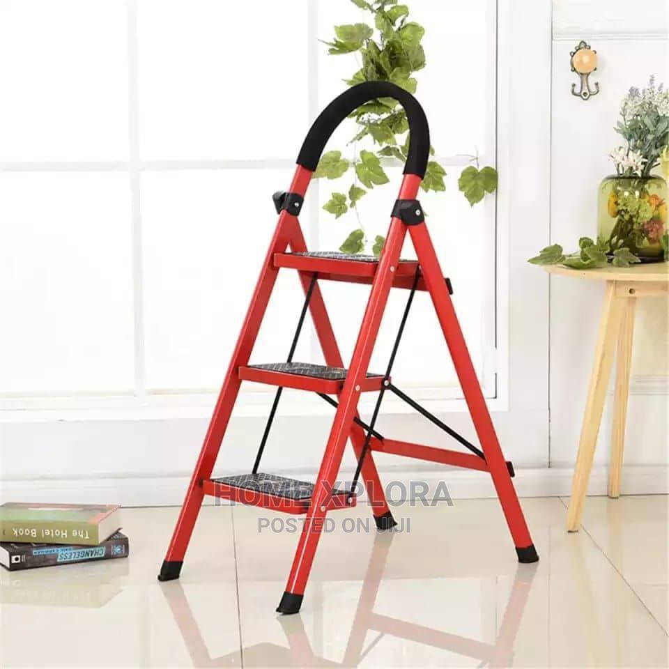 3 Step Multipurpose Foldable Ladder