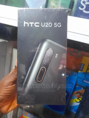 New HTC Desire 21 Pro 5G 128 GB Black | Mobile Phones for sale in Lagos State, Ikeja