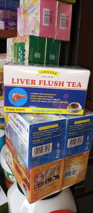 Liver Flush Herbal Tea. | Vitamins & Supplements for sale in Lagos State, Amuwo-Odofin