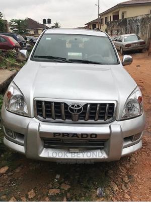 Toyota Land Cruiser 2006 Prado VX 4.0 V6 Gray   Cars for sale in Oyo State, Ibadan