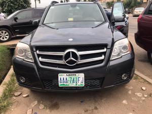 Mercedes-Benz GLK-Class 2012 350 Gray | Cars for sale in Lagos State, Ikeja