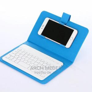 Wireless Bluetooth Keyboard Flip Holster Case   Computer Accessories  for sale in Lagos State, Alimosho