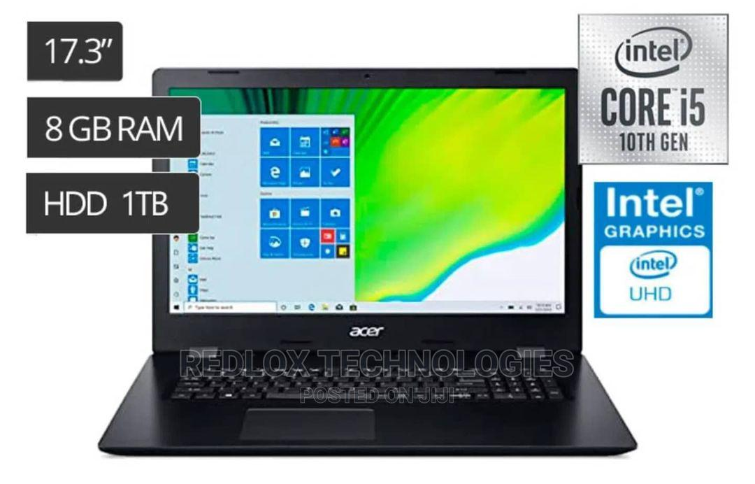 New Laptop Acer Aspire 3 8GB Intel Core I5 HDD 1T   Laptops & Computers for sale in Ikeja, Lagos State, Nigeria