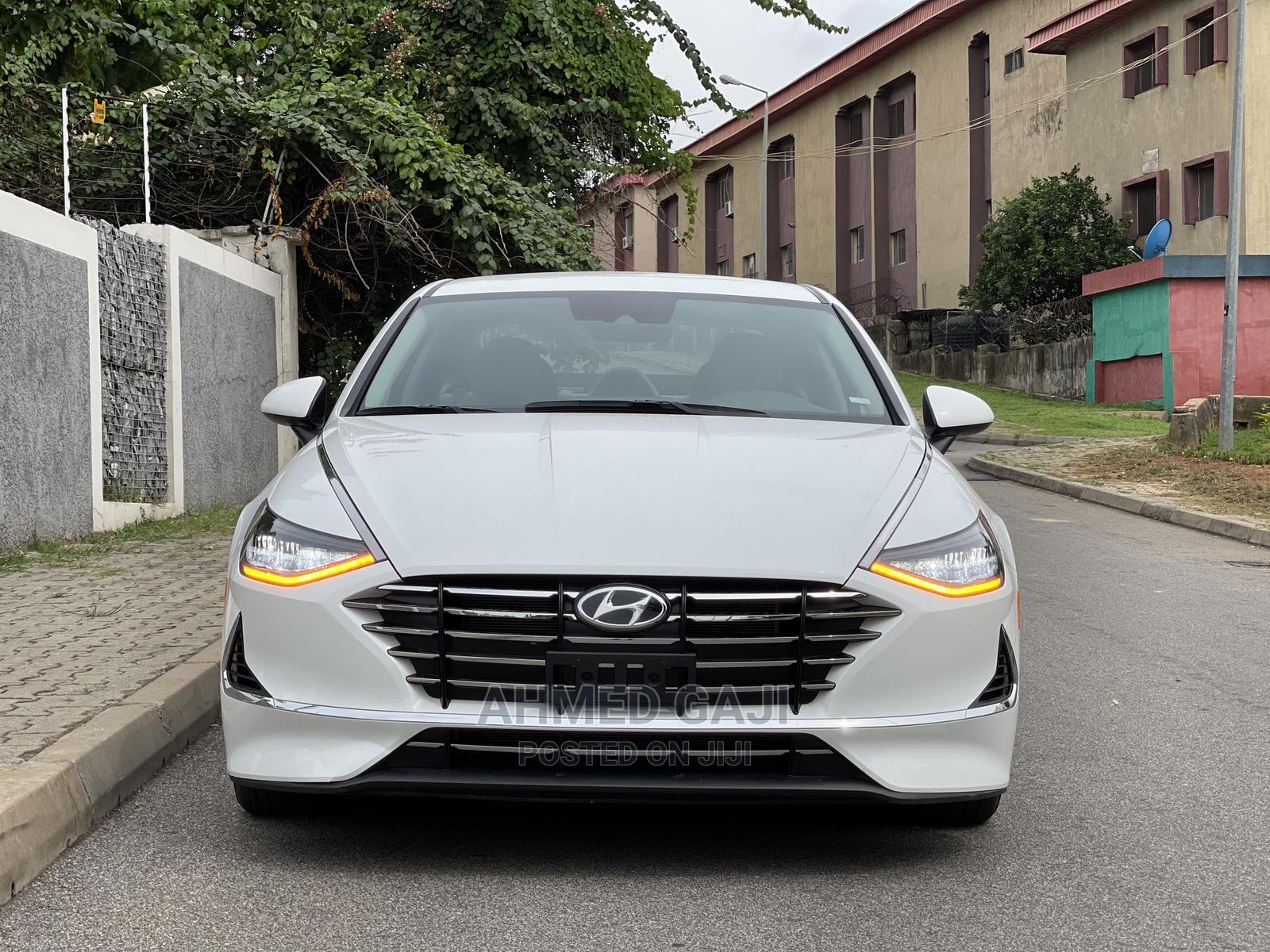Archive: New Hyundai Sonata 2020 Limited White