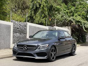 Mercedes-Benz C43 2017 Gray | Cars for sale in Abuja (FCT) State, Asokoro
