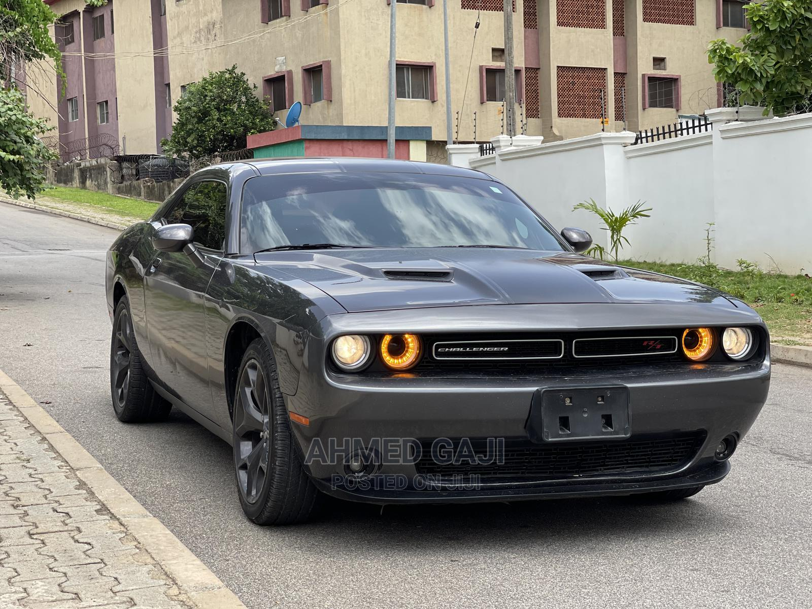 Dodge Challenger 2017 R/T RWD Gray | Cars for sale in Asokoro, Abuja (FCT) State, Nigeria