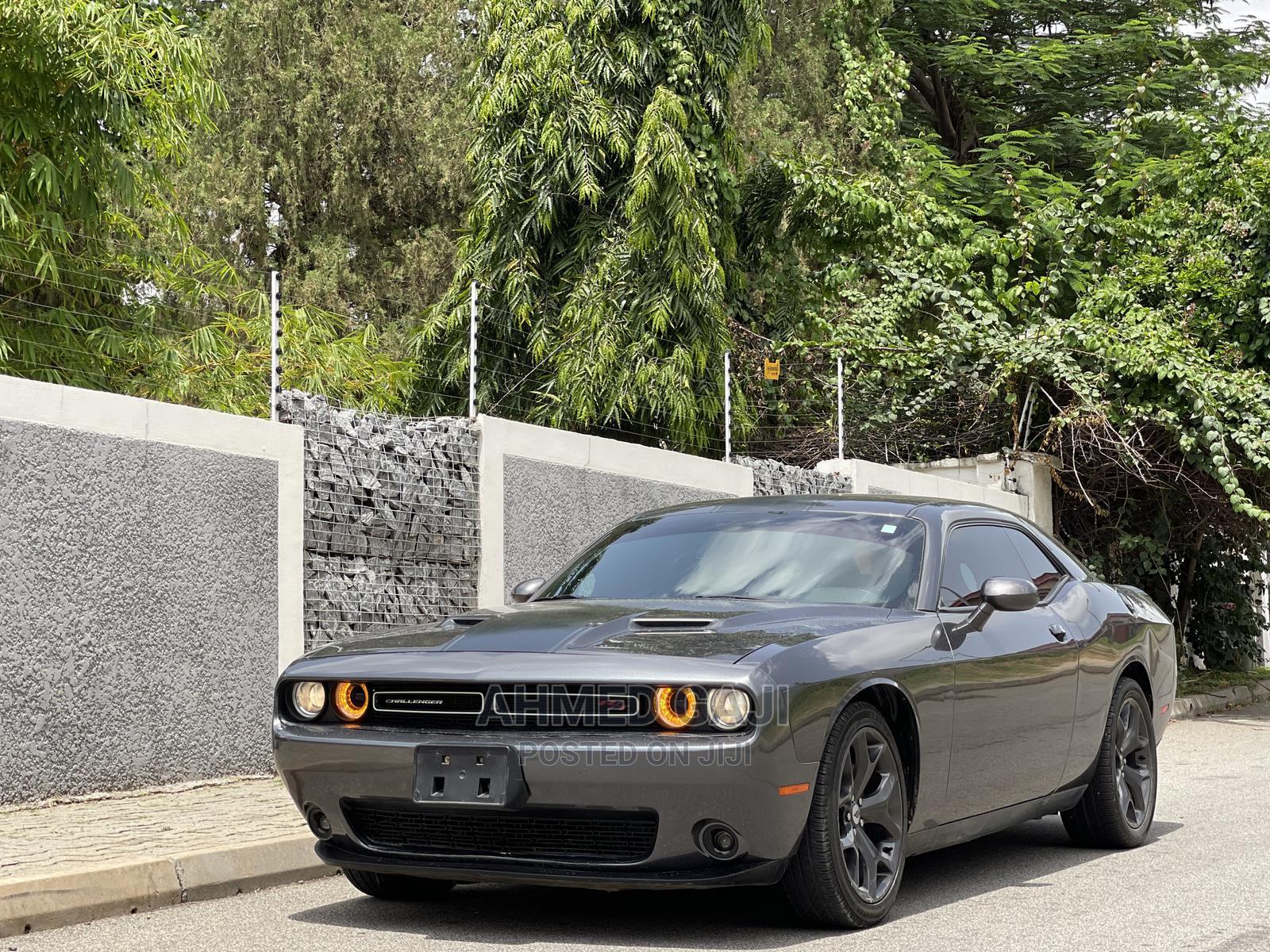 Dodge Challenger 2017 R/T RWD Gray