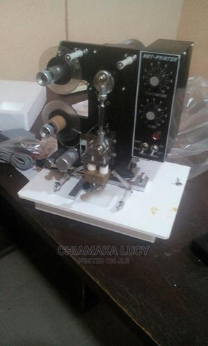 Batch Date Coding Machine | Manufacturing Equipment for sale in Lagos State, Yaba