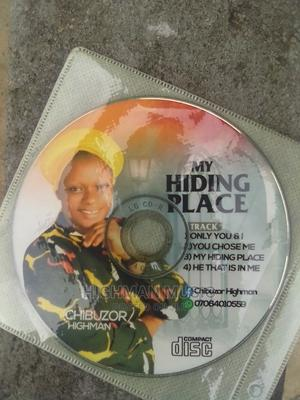 My Hiding Place by Chibuzor Highman | CDs & DVDs for sale in Rivers State, Port-Harcourt