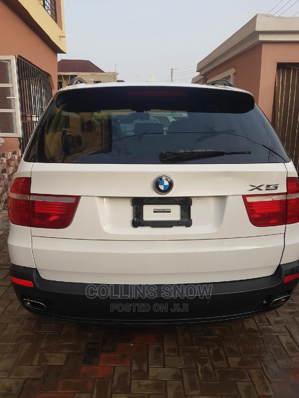 BMW X5 2008 4.8i Sports Activity White   Cars for sale in Amuwo-Odofin, Lagos State, Nigeria