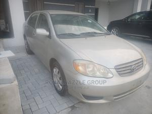 Toyota Corolla 2003 Silver   Cars for sale in Lagos State, Ajah