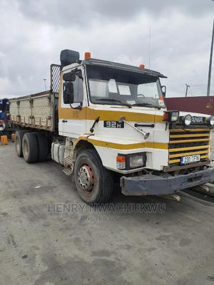 Scania 92 Tipper 10 Tyres Tokunbo | Trucks & Trailers for sale in Lagos State, Apapa
