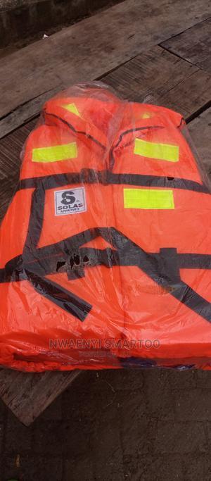 150kg Original Life Jacket for Adult | Safetywear & Equipment for sale in Lagos State, Lagos Island (Eko)