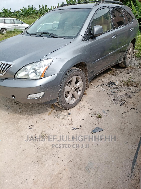 Lexus RX 2009 Gray   Cars for sale in Warri, Delta State, Nigeria