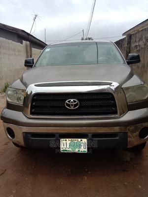 Toyota Tundra 2008 CrewMax Brown | Cars for sale in Lagos State, Abule Egba