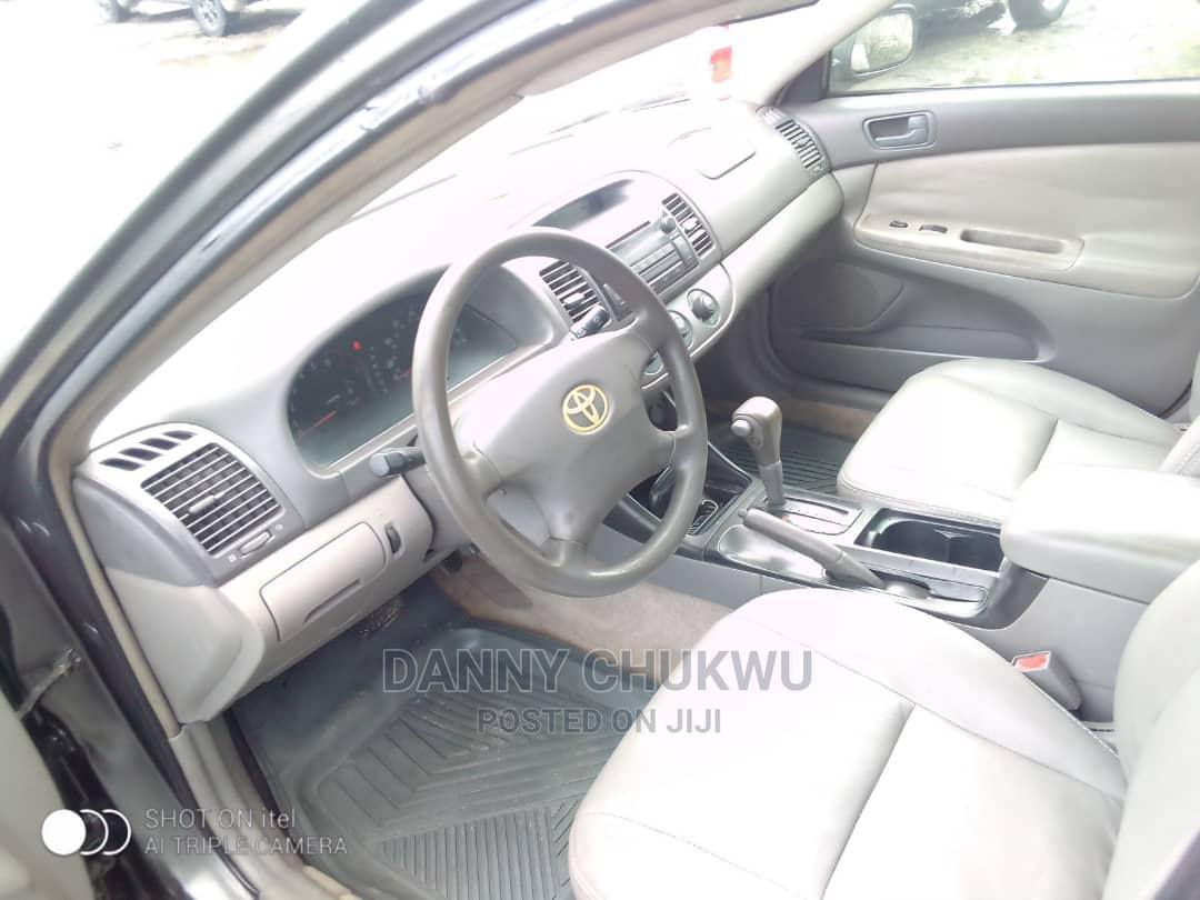 Archive: Toyota Camry 2004 Gray