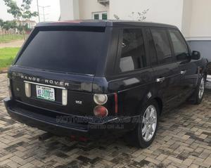 Land Rover Range Rover 2005 Black | Cars for sale in Ogun State, Ado-Odo/Ota