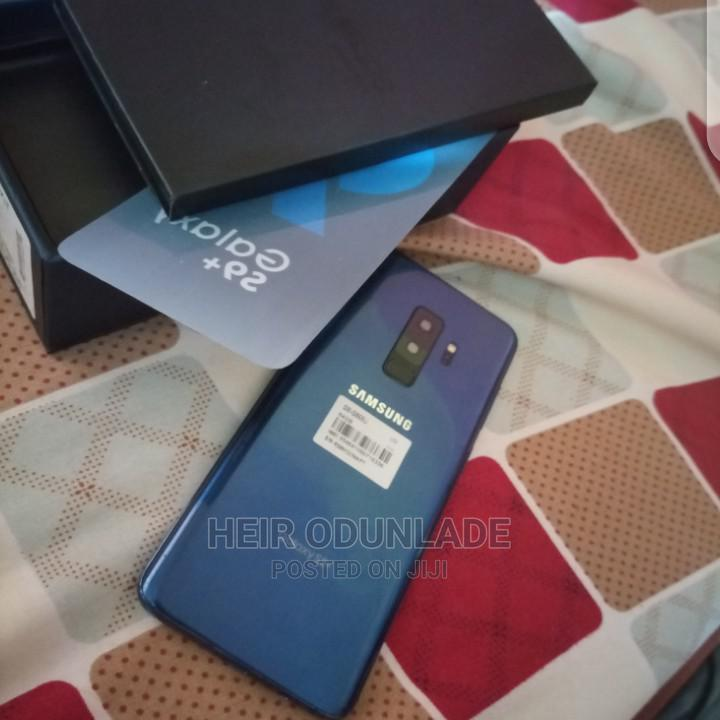 Archive: Samsung Galaxy S9 Plus 64 GB Blue