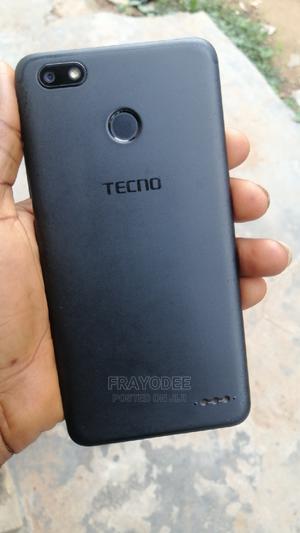 Tecno Spark K7 16 GB Black   Mobile Phones for sale in Oyo State, Ibadan