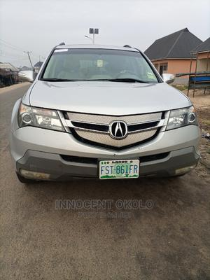 Acura MDX 2008 SUV 4dr AWD (3.7 6cyl 5A) Silver | Cars for sale in Delta State, Ugheli