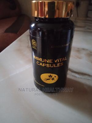 Norland IMMUNE VITAL CAPSULE(Prevent Cures Postrate Cancer | Vitamins & Supplements for sale in Enugu State, Enugu